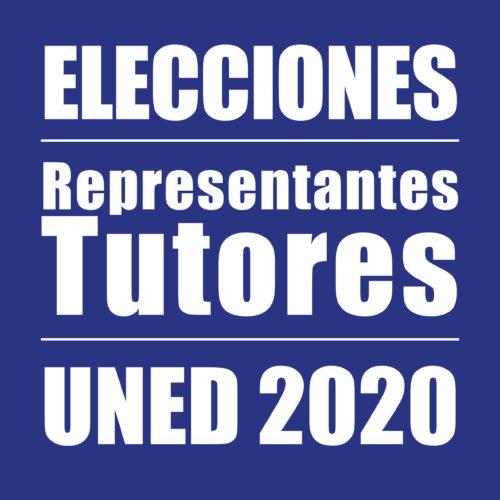 Elecciones representantes Profesores Tutores UNED 2020
