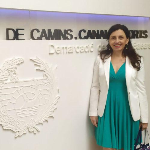 La UNED traslada propuestas al Colegio de Ingenieros de Caminos en Balears